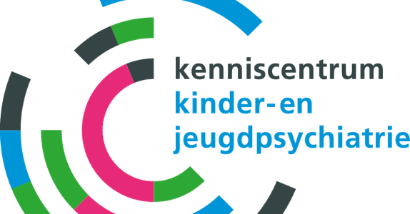 Kenniscentrum Kinder Jeugdpsychiatrie logo - uitsnede