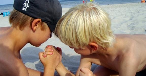 ODD/CD gedragsstoornissen-twee-jongens