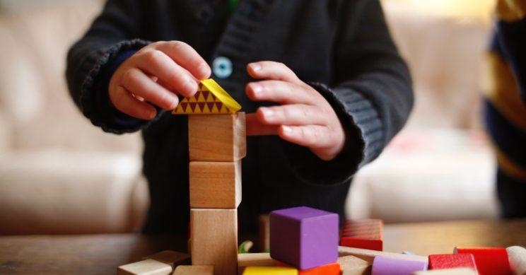 Kinder- en Jeugdpsychiatrie of specialistische jeugdhulp jggz kind blokken