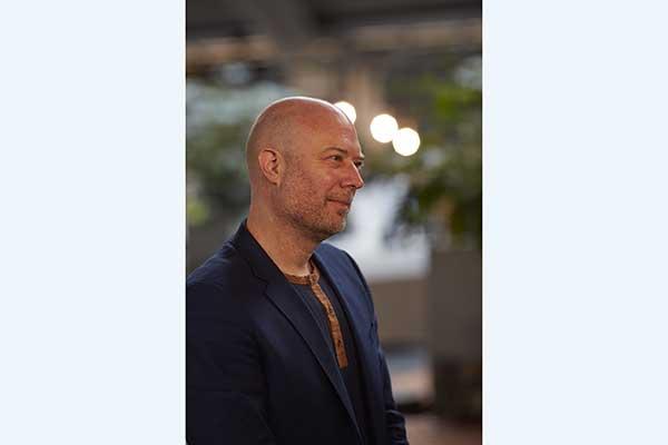 Arne Popma op Van wijk tot wetenschap 2017