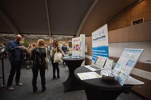 Academische Werkplaats Kajak op Van wijk tot wetenschap 2017