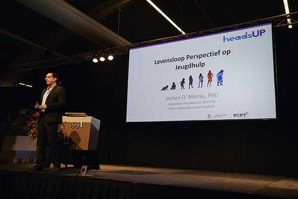 Keynote: Levensloop Perspectief op Jeugdhulp op Van wijk tot wetenschap 2017