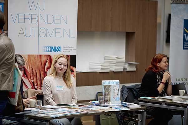 De Nederlandse Vereniging voor Autisme op Van wijk tot wetenschap 2017