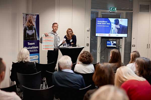 Een workshop over thuiszitters op Van wijk tot wetenschap 2017