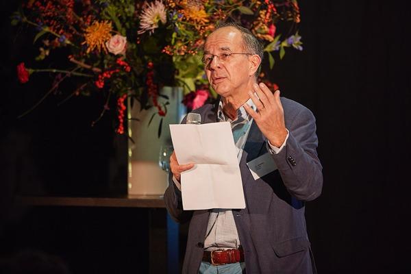 Jan Buitelaar opent Van wijk tot wetenschap 2016
