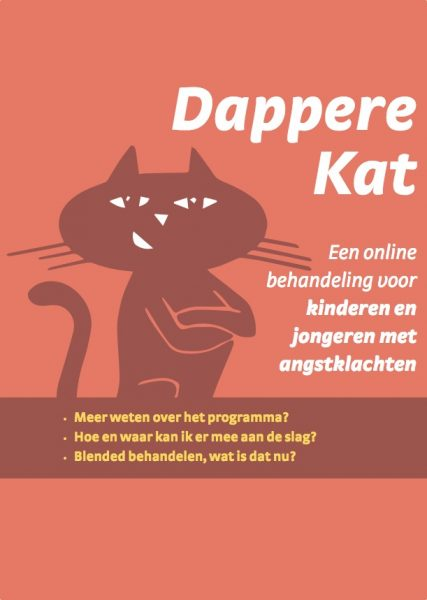 behandelmethode Dappere kat