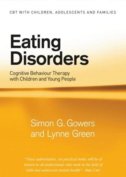 Eating Disorders Behandelmethode Anorexia Boulimia Kinderen Jongeren