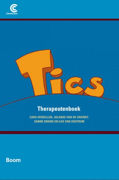 Tics Therapeutenboek