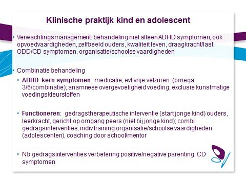 Klinische Praktijk Kind Adolescent