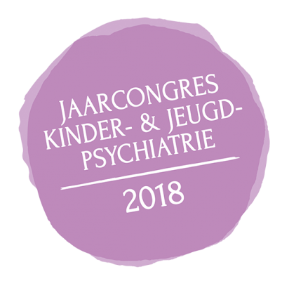 Logo Jaarcongres Kinder- en Jeugdpsychiatrie 2018