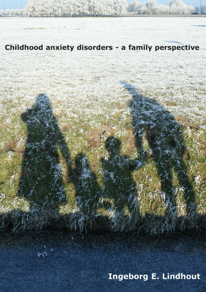 Cover Childhood Anxiety Disorders