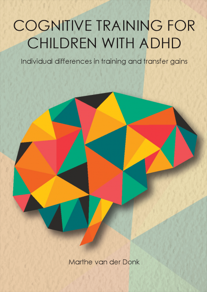 Cover Cognitive Training Adhd