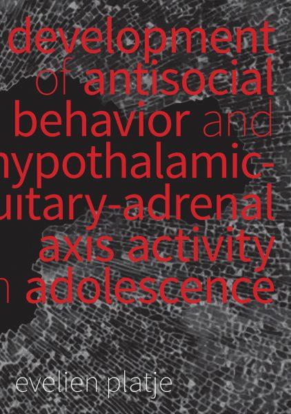 Cover Development Antisocial
