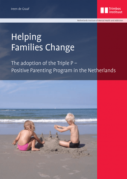 Cover Helping Families Change