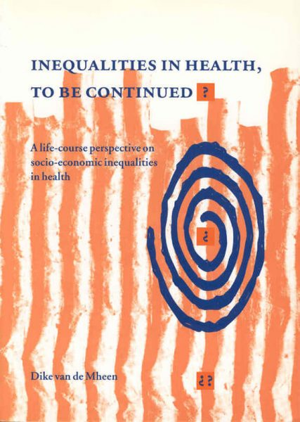 Cover Inequalities Health Continued