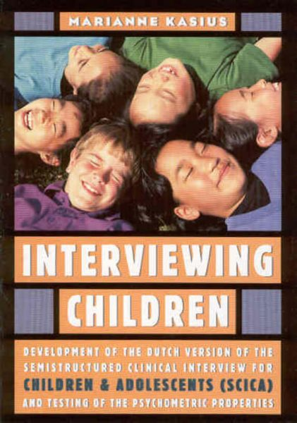 Cover Interviewing Children