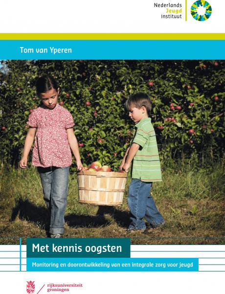 Cover Met Kennis Oogsten