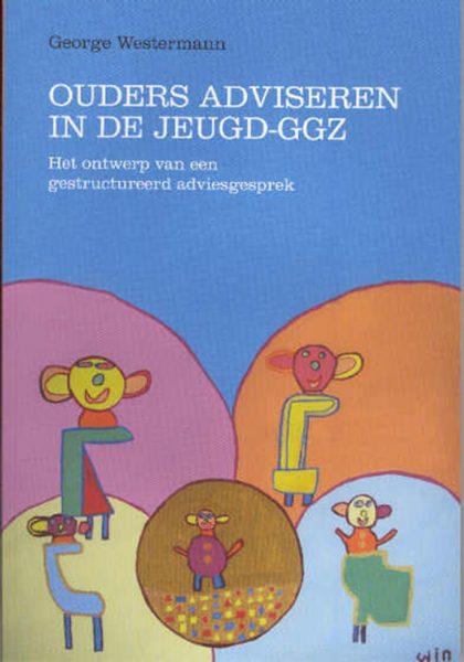 Cover Ouders Adviseren Jeugd Ggz