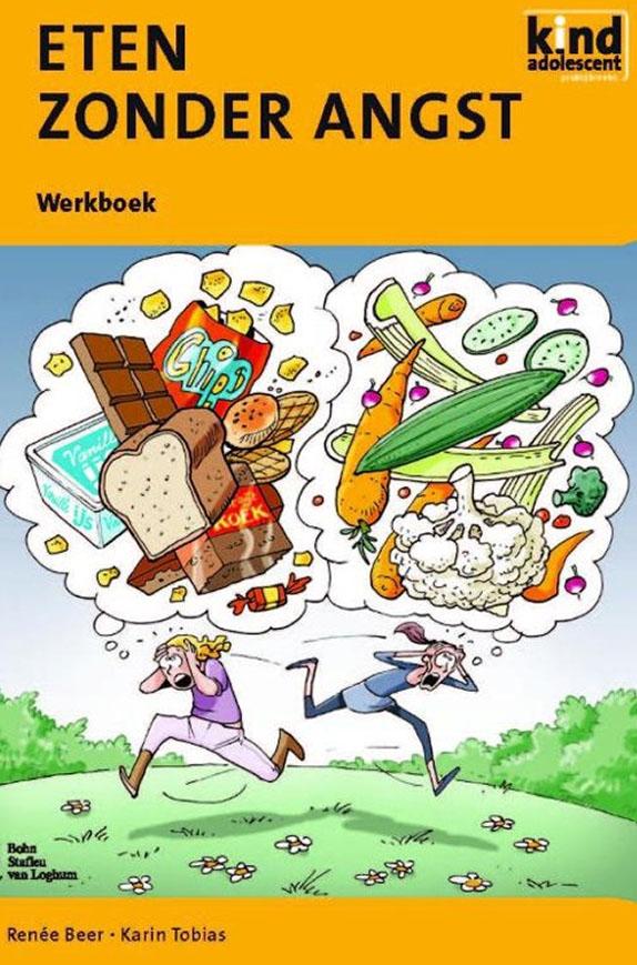 Eten Zonder Angst Werkboek