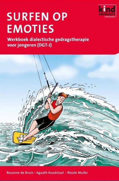 Werkboek Surfen Op Emoties Dtg J Dagboekkaart Behandelmethode