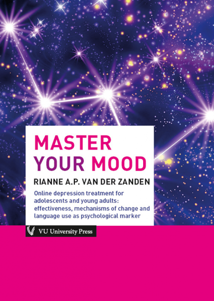 Cover Master Your Mood