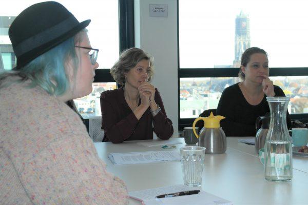 Bijeenkomst Ervaringsraad voor Kennis voor de Transformatie