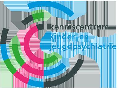 Kenniscentrum Kinder en Jeugdpsychiatrie voor meer informatie - logo