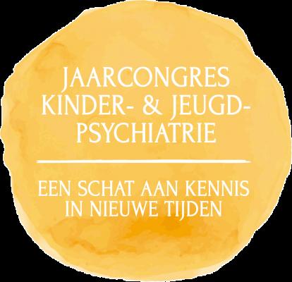 Embleem Jaarcongres kinder- en jeugdpsychiatrie 2019