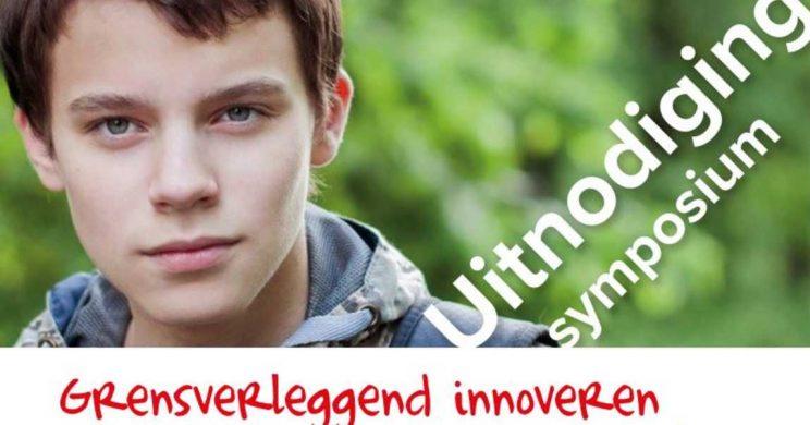 Banner Symposium Grensverleggend Innoveren