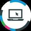 Laptop icoon