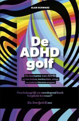 Boekomslag de Adhd Golf