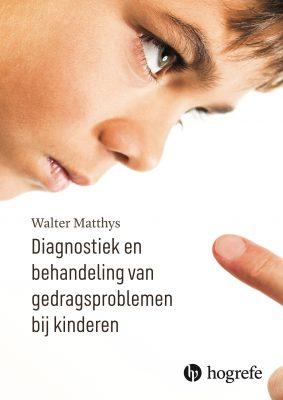 Omslag Diagnostiek En Behandeling Gedragsproblemen Kinderen