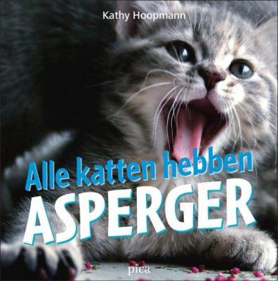 Boekomslag Alle Katten Hebben Asperger