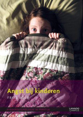 Boekomslag Angst Bij Kinderen