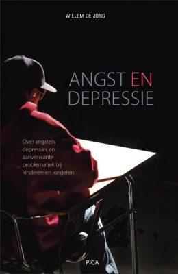 Boekomslag Angst En Depressie