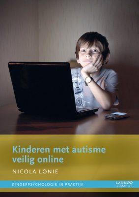 Boekomslag Kinderen Met Autisme Veilig Online