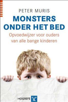 Boekomslag Monsters Onder Het Bed