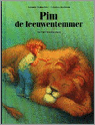 Boekomslag Pim De Leeuwentemmer