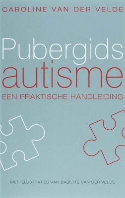 Boekomslag Pubergids Autisme