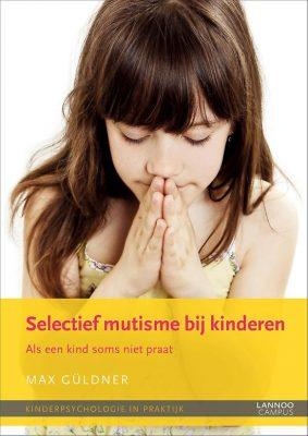 Boekomslag Selectief Mutisme Bij Kinderen