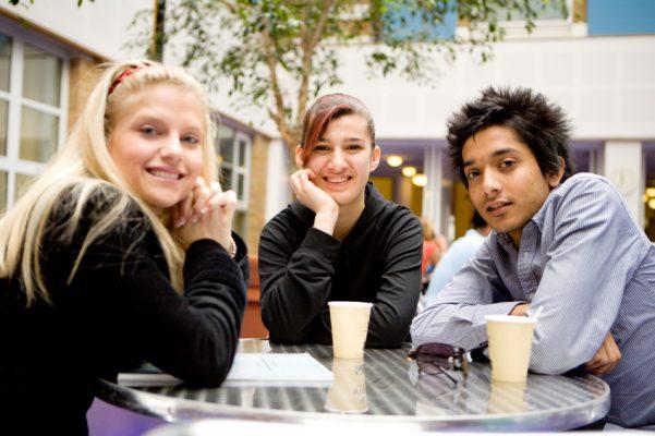 Jongeren tafel
