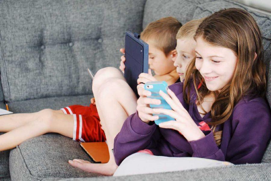 Kinderen Bank Tablet Telefoon