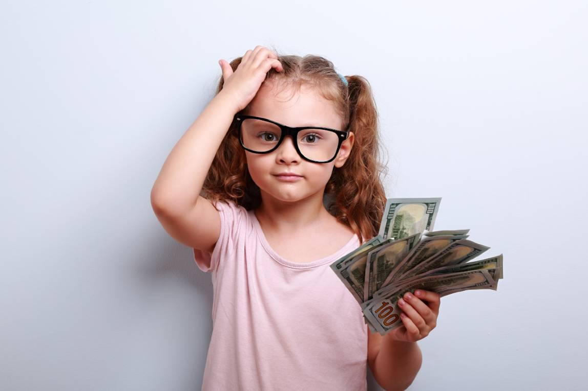 Meisje Met Geld Web