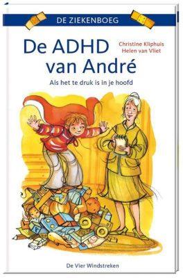 Cover De ADHD van Andre
