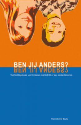 Boekomslag Ben Jij Anders