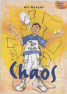 Boekomslag Chaos
