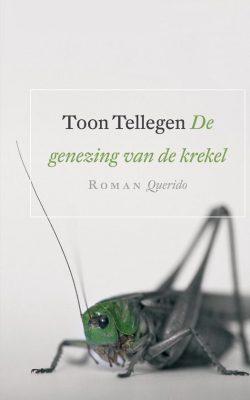 Boekomslag De Genezing Van De Krekel