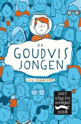 Boekomslag De Goudvisjongen
