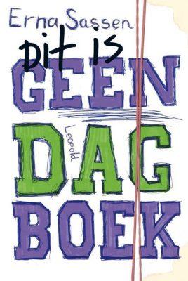 Boekomslag Dit Is Geen Dagboek