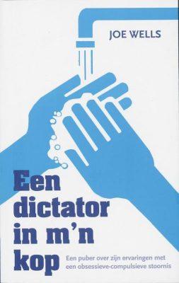 Boekomslag Een Dictator In M'n Kop